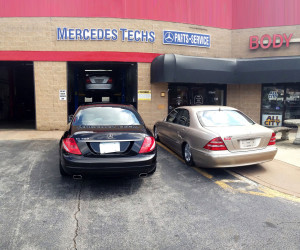 Mercedes Auto Repair in Norcross GA