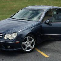 2005 CLK500 img1