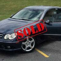 2005-clk500-sold