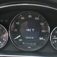 2007 CLS550 silver img4
