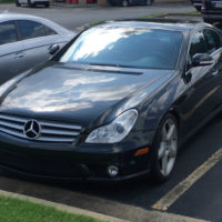 2008 CLS63 img1