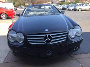Mercedes Windshield Repair