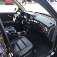 mercedes benz windshield