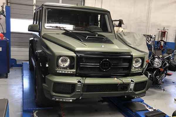 Mercedes Parts Atlanta