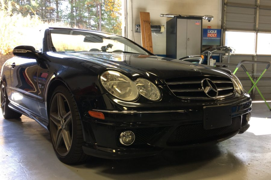 Mercedes Benz Repair Atlanta GA